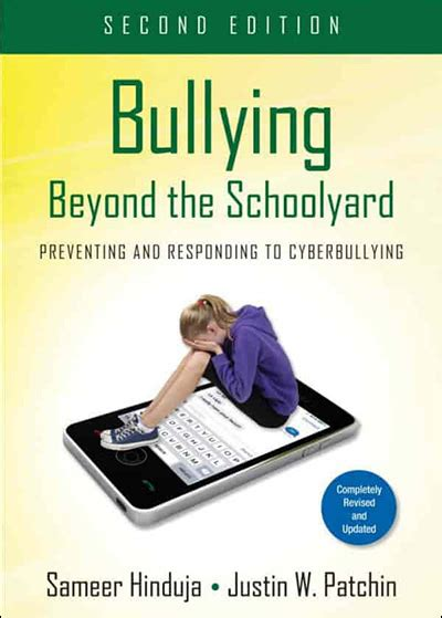 the bully book report cyberbullying research center how to identify prevent