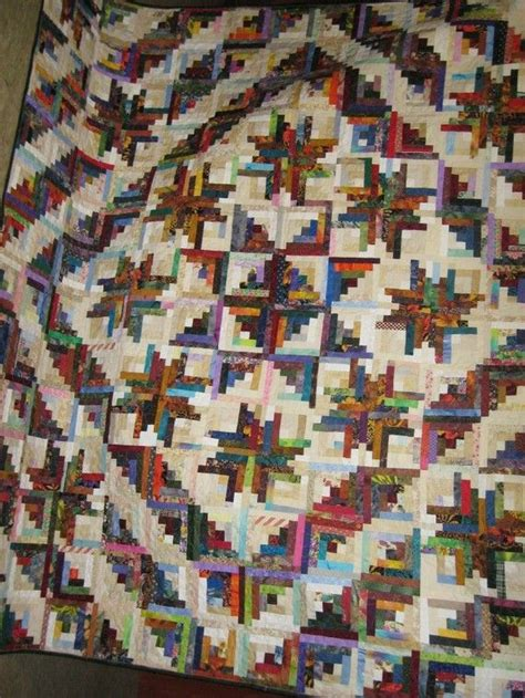 Judy Martin Quilts Log Cabin by New Log Cabin Made By Buckjo Design By Judy