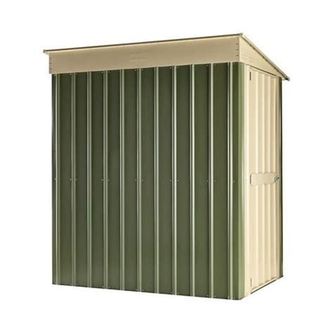 4 X 6 Storage Shed by Globel 4 X 6 Steel Lean To Storage Shed Walmart Ca