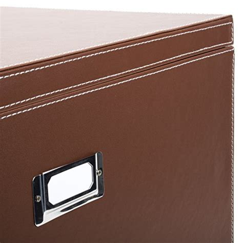 Hanging File Box Decorative by G U S Decorative Office File And Portable Storage Box For