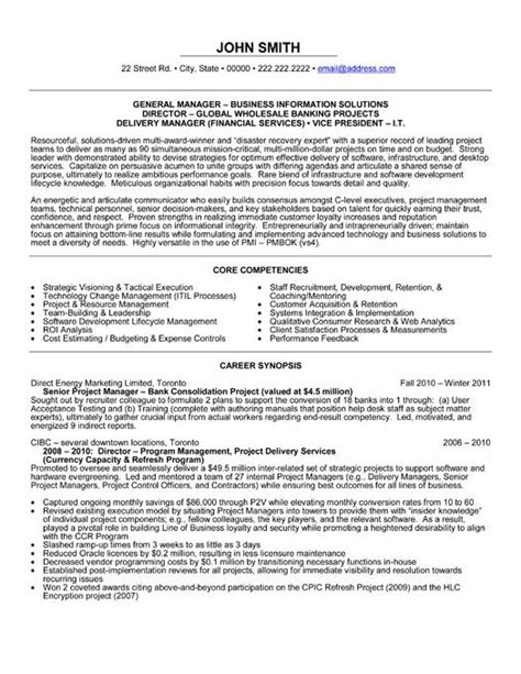 general resume templates 1000 images about management resume templates sles