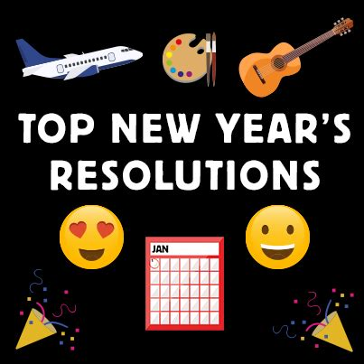 common new years resolutions most popular new year s resolutions morses club