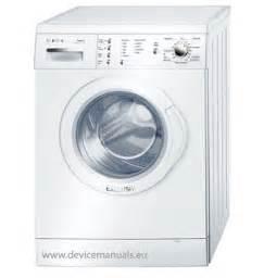 Waschmaschine Bosch Maxx 6 2354 by Bosch Benutzerhandbuch Devicemanuals Page 2