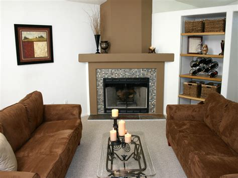 Decorating Ideas For Corner Fireplace by Corner Fireplace Decorating Ideas House Experience