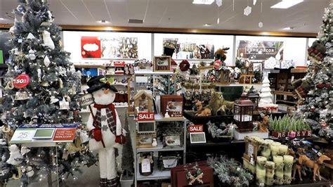 kohls christmas gifts kohl s decor decorations shopping kohls store 4k