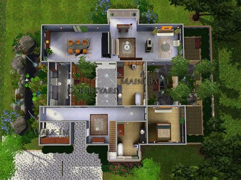 houses with courtyards in the middle 051214 mundare house 30 215 30 volvenom s creations