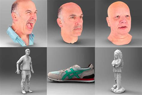3d scan with free 3d scan model rockthe3d