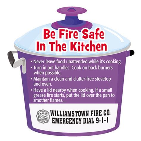 The Kitchen Safe by Be Safe In The Kitchen Magnet Positive Promotions