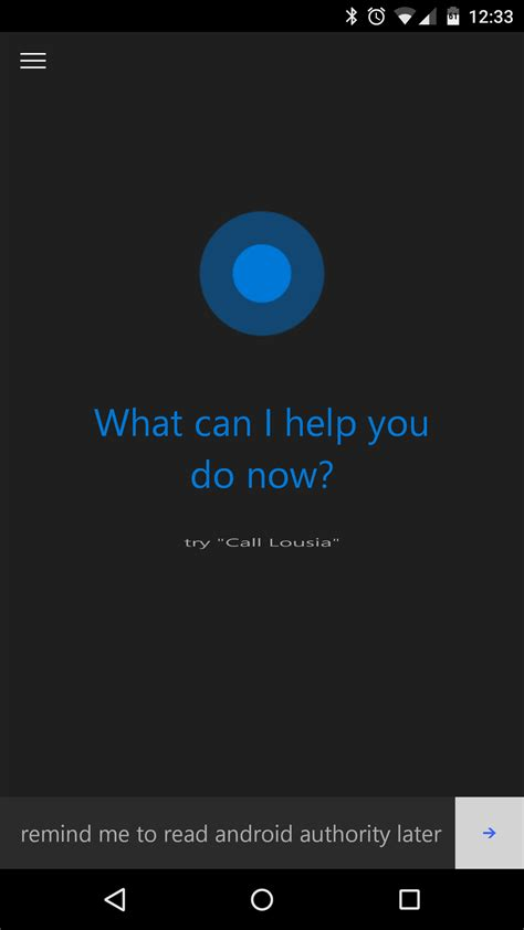 see you later cortana cortana for android leaks out ahead of official launch
