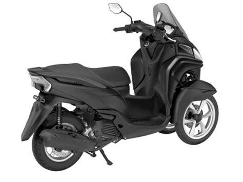 detik oto motor desain baru motor roda 3 yamaha