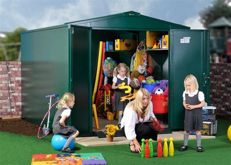 school storage sheds sports equipment storage from asgard
