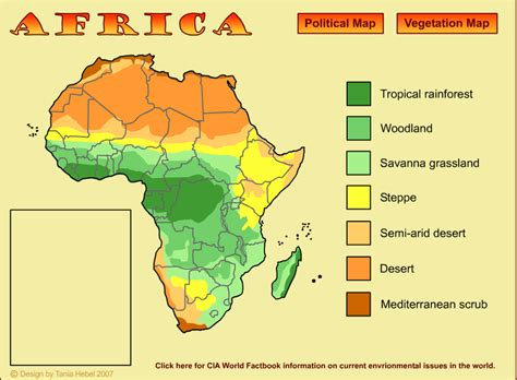 africa map vegetation zones ps79q exploring social studies through technology