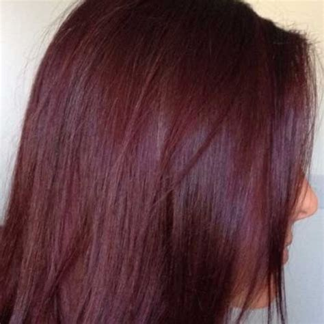 wine brown hair color brown hairs