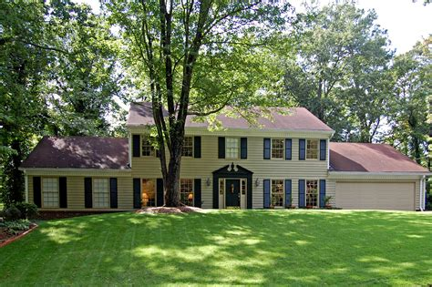 center hall colonial featured home center hall colonial in briarcliff woods