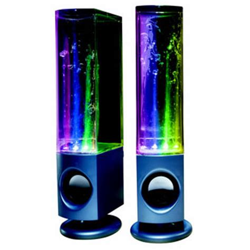 water computer speakers