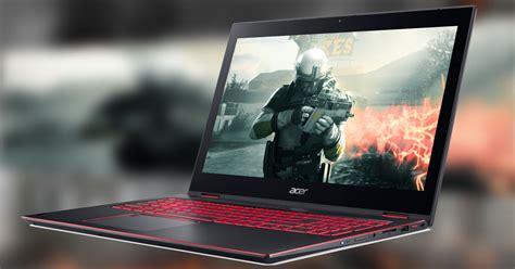 Laptop Acer Nitro 5 gamescom 2017 acer nitro 5 spin gaming convertible