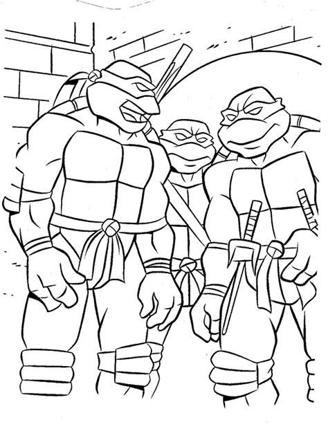 ninja turtles thanksgiving coloring pages ninja turtles coloring pages