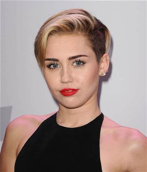 how to style miley cyrus hairstyle katy perry gets a post breakup pixie haircut that hits us