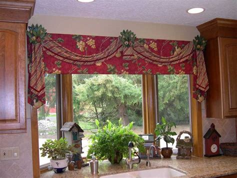 window ideas avalon sew window cornice decorating kitchen window treatments ideas decorating ideas custom