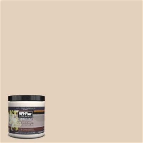 behr premium plus ultra 8 oz icc 21 baked scone interior exterior paint sle icc 21u the