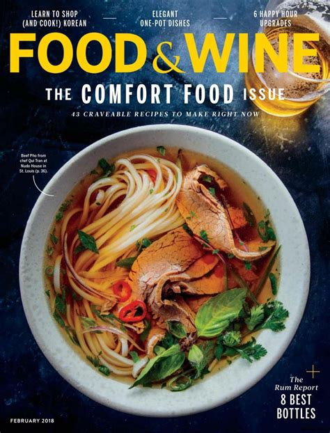 nudo house food and wine food wine features nudo house pho on cover off the