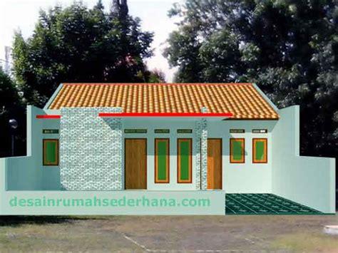 desain depan rumah type 21 desain rumah minimalis hook type 21 60