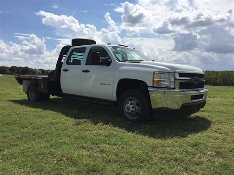 flat bed trucks for sale 2011 chevrolet 3500hd flatbed truck for sale 128 950