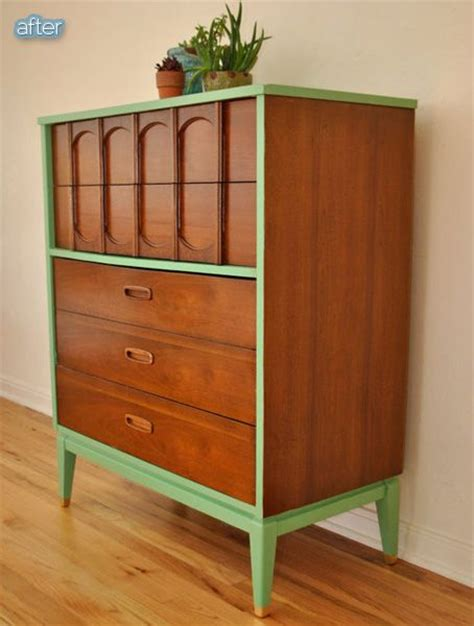 17 best images about mid century furniture on painted furniture mid century dresser