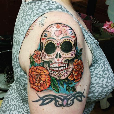 sugar skull tattoo designs meaning 60 best sugar skull designs meaning