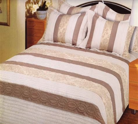 beige coverlet cream beige latte faux silk quilted queen coverlet