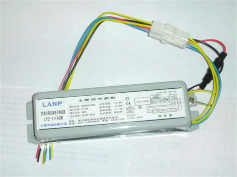 Fluorescent Light Ballasts by China Electronic Ballast For Fluorescent L Ac40w