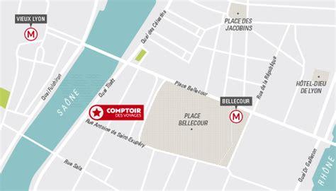 Comptoir Des Voyages Lyon by Agence De Voyages 224 Lyon Comptoir Des Voyages