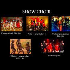 Choir Memes - show choir memes