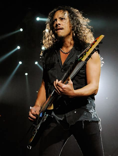 kirk hammett kirk hammett photos photos metallica performs at