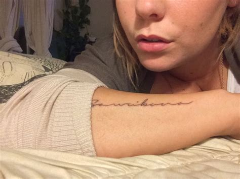 tattoo lettering thin cursive writing and cursive tattoos on pinterest