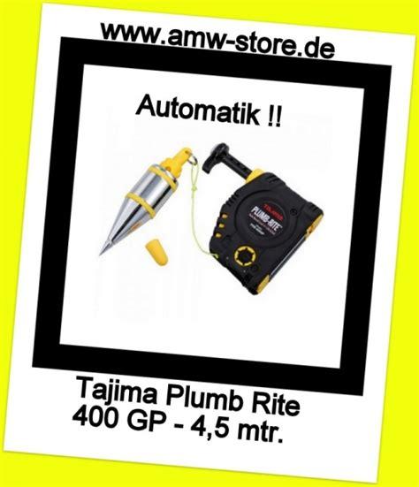 Tajima Plumb Rite by Tajima Plumb Rite 400gp Senklot Lot 4 5 Mtr