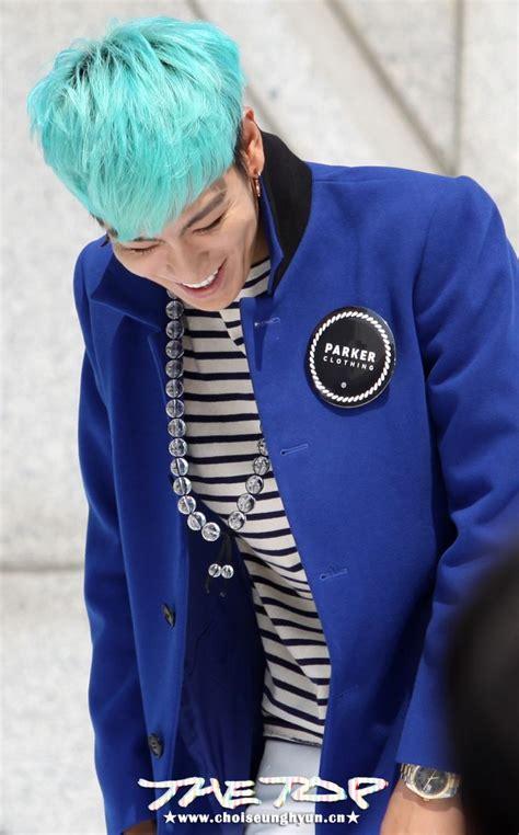 top bigbang blue hair www imgkid the image kid has it