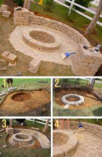 Diy Pit 27 Best Diy Firepit Ideas And Designs For 2017