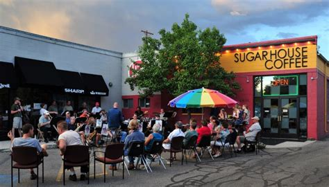 sugar house music sugar house coffee salt lake city utah live music food drinks