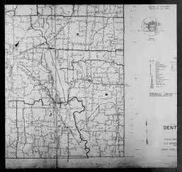 census map of denton county 1940 a map of denton county