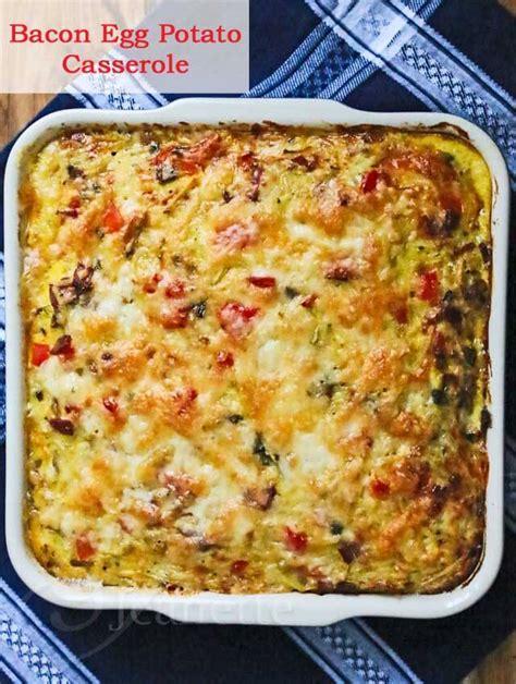 brunch potato casserole recipe dishmaps