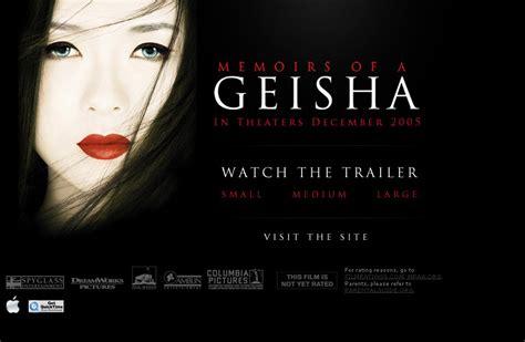 memoirs of a books memoirs of a geisha