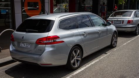 peugeot 308 touring 2015 peugeot 308 allure touring week with review