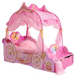 Carriage Canopy Bed by Disney Princess Toddler Bed Submited Images