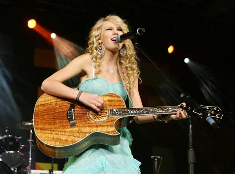 taylor swift country music live taylor swift photos photos 2007 acm new artists party