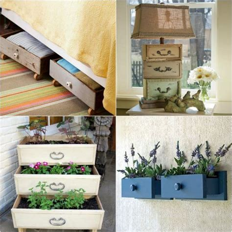 Repurpose Dresser Drawers by 16 Creative Ways To Repurpose Dresser Drawers