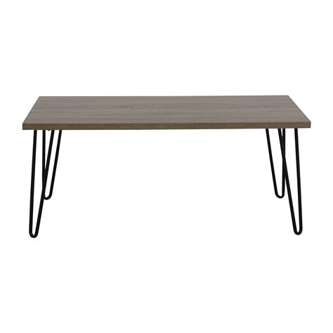 altra furniture coffee table altra furniture altra furniture owen retro coffee