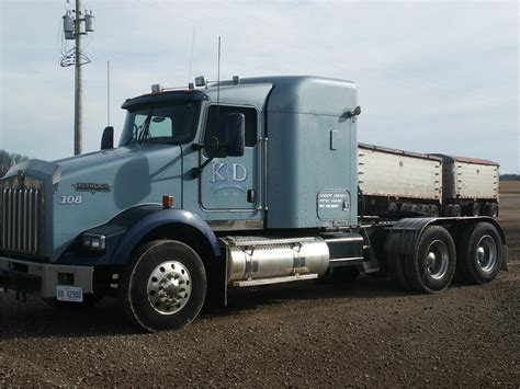 truck in michigan kenworth t800 in michigan for sale used trucks on