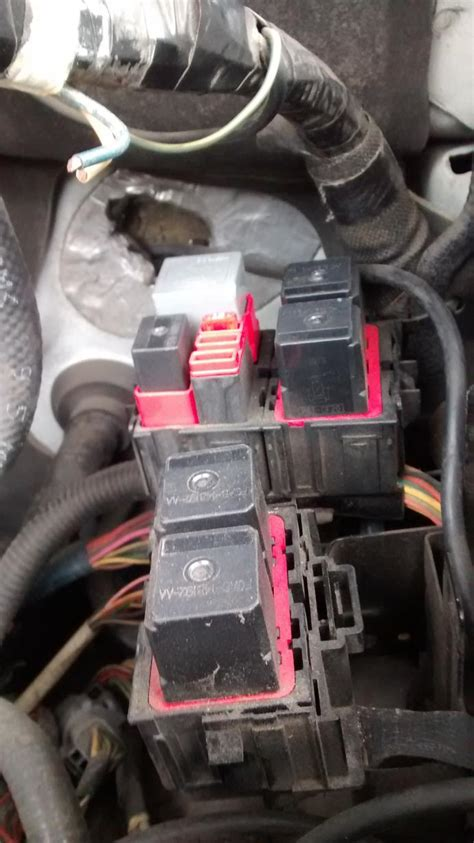 psd esof relay  hood picture ford