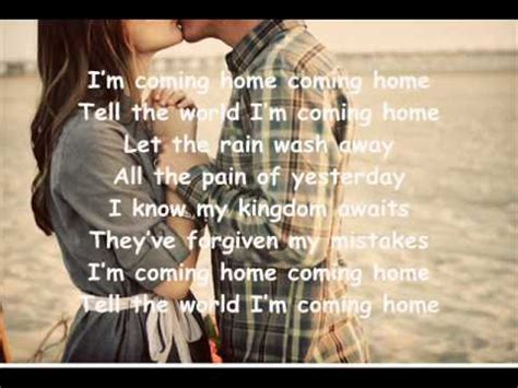 coming home lyrics reanimators